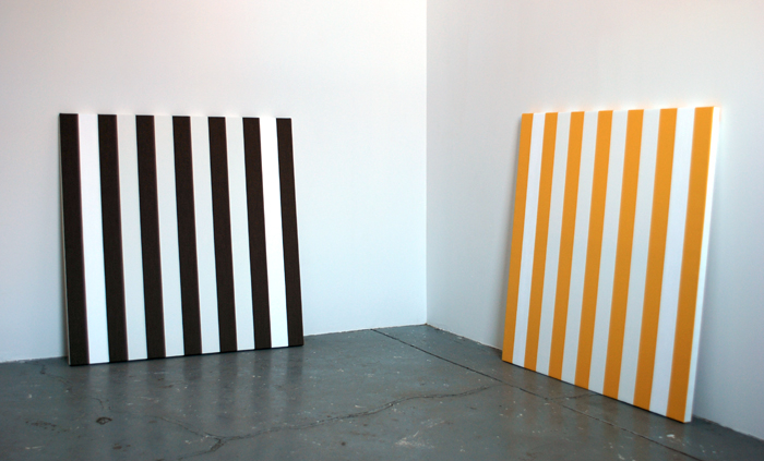 Daniel Buren, Recreations, 2009.